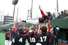 東京都専門学校野球大会 優勝