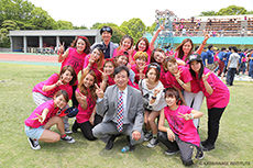 日本工学院体育祭
