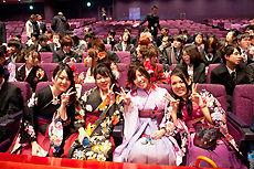 平成23年度日本工学院専門学校卒業式8