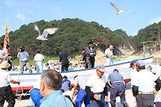 重茂-漁船贈呈4