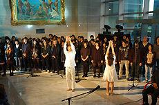クリスマスツリー点灯式 日本工学院専門学校(蒲田校)5