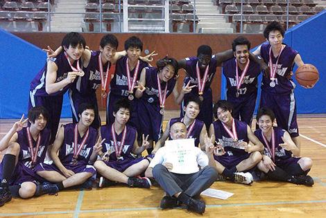 2014東京都専門学校バスケットボール大会  日本工学院