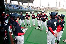 日本工学院八王子専門学校 野球部