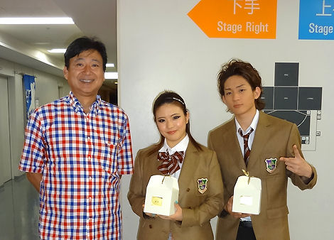 ドリームハイ出演者 日本工学院OBと在校生