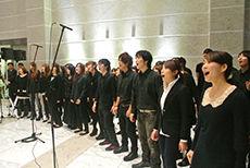 クリスマスコーラス 日本工学院ミュージックカレッジ