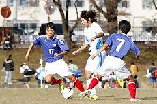 第45回関東社会人サッカー大会 日本工学院F・マリノス6