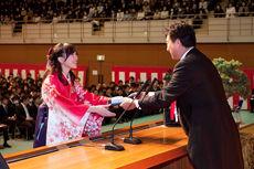 平成23年度日本工学院八王子専門学校卒業式6