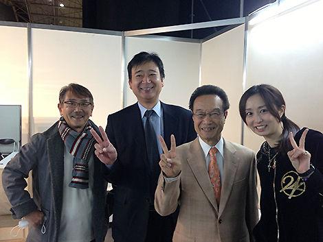 神谷明さん、豊口めぐみさん