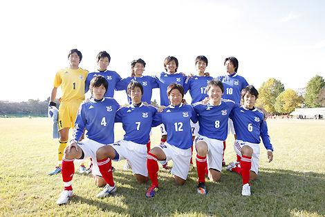 第45回関東社会人サッカー大会 日本工学院F・マリノス