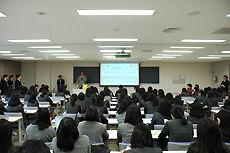 美林情報科学高等学校 日本工学院訪問-2