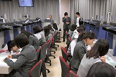 美林情報科学高等学校 日本工学院訪問-10