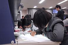 美林情報科学高等学校 日本工学院訪問-9