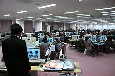 美林情報科学高等学校 日本工学院訪問-12
