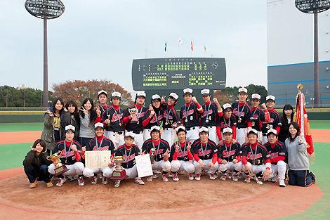 東京都専門学校野球大会 日本工学院八王子専門学校
