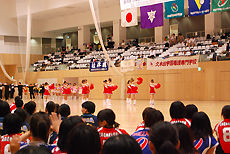 全国専門学校体育大会 日本工学院10
