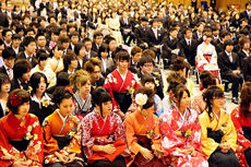 日本工学院北海道専門学校卒業式5