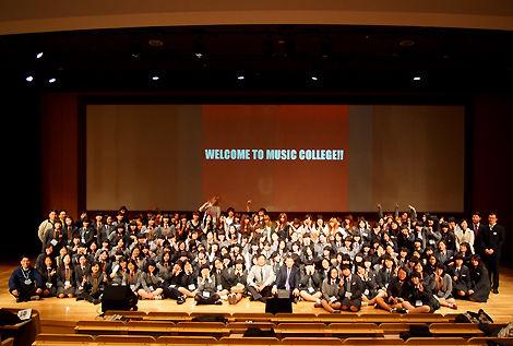 美林情報科学高等学校(韓国) 日本工学院訪問-6
