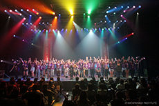 日本工学院 ダンス発表会1