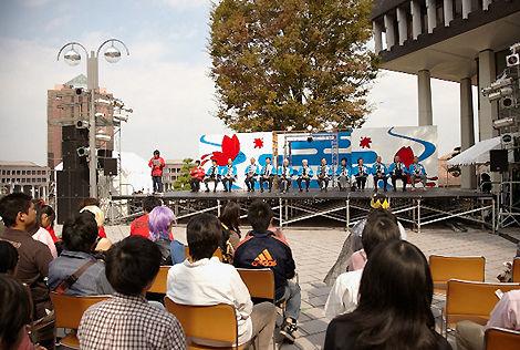 第7回紅華祭開会式