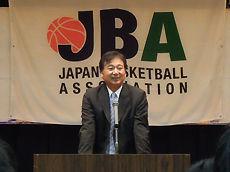 第13回全国専門学校バスケットボール選抜大会開会式会長挨拶