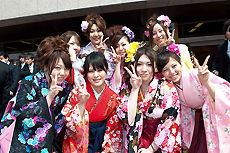 平成23年度日本工学院八王子専門学校卒業式10