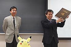 美林情報科学高等学校 日本工学院訪問-3