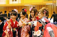 日本工学院北海道専門学校卒業式3