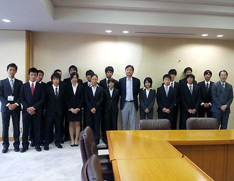 スポーツ健康学科 テニスコース 日本工学院