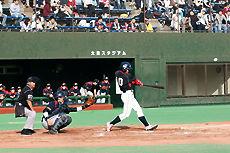 東京都専門学校野球大会 優勝大会 日本工学院