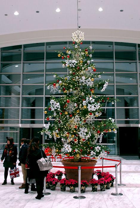 クリスマスツリー点灯式 日本工学院専門学校(蒲田校)7