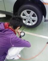 タイヤ空気圧2