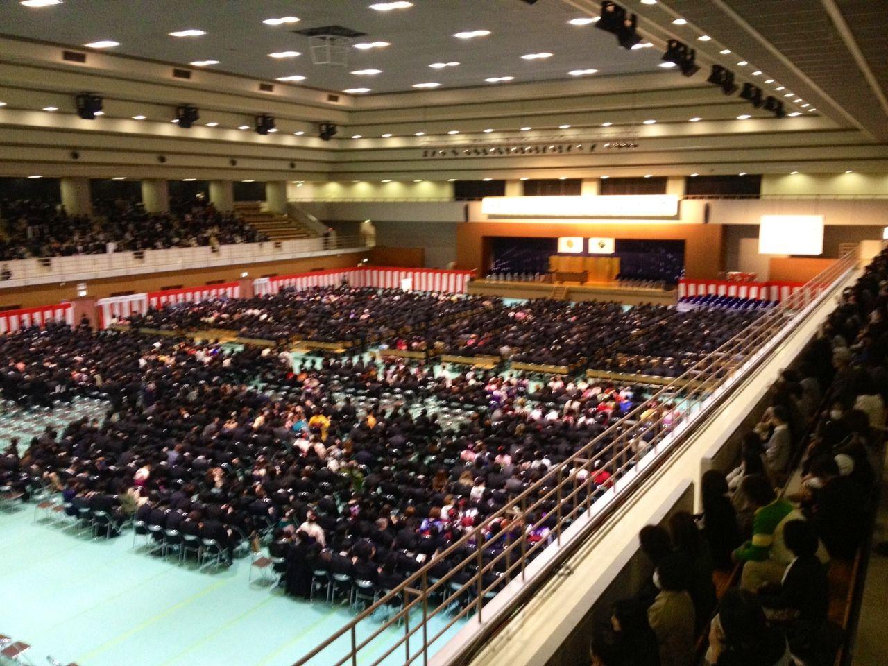 2014卒業式�