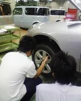 タイヤ空気圧1