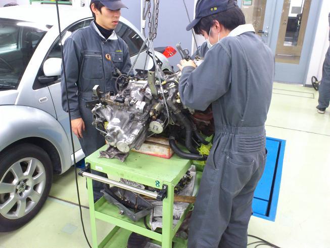 大瀧エンジン