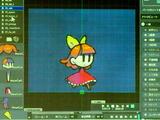 写真5 女の子のアニメーション