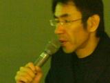 2010年の平林先生2
