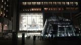 札幌駅前の「ガラスのピラミッド」