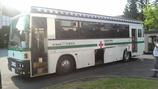 献血車ひまわり号