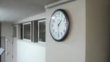 教室中央の柱