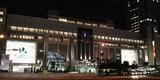 札幌駅夜景