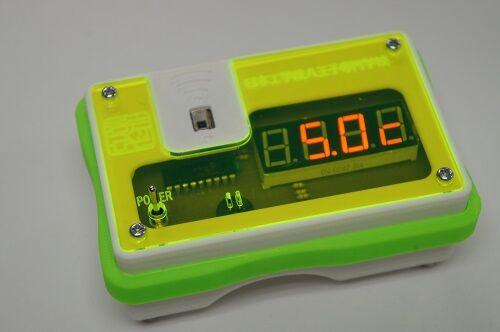 非接触型温度計1