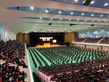 蒲田入学式