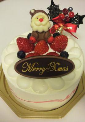 25クリスマスケーキ