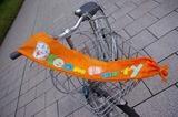 襷と自転車