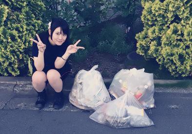 ゴミ拾い2