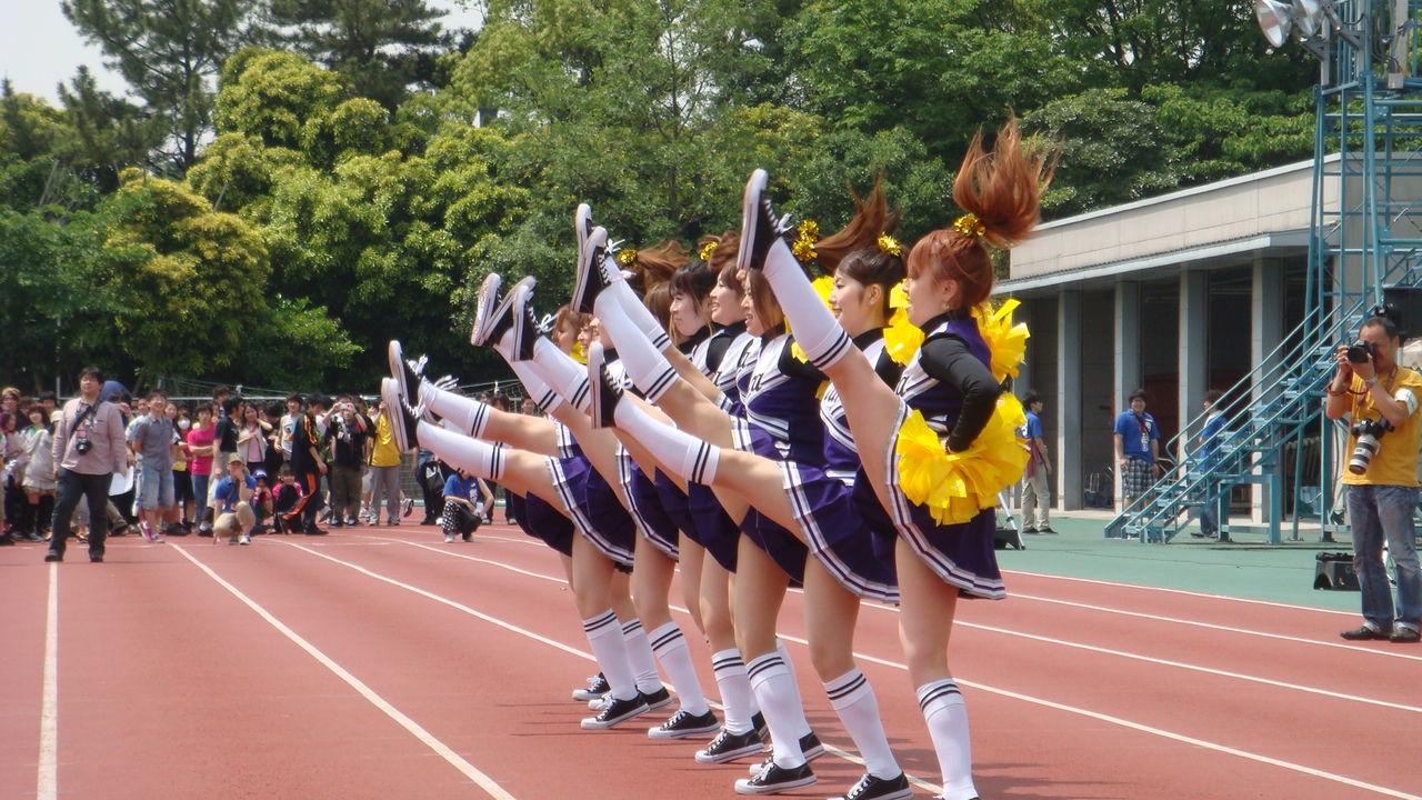 (体育祭)ダンス