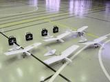 飛行ロボット(テスト1)