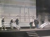 舞台セット仕込み