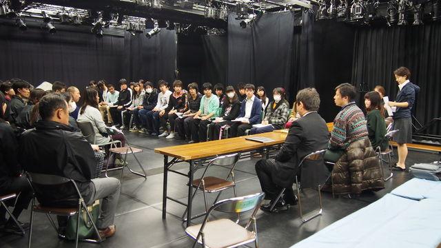 文学座顔合せ02