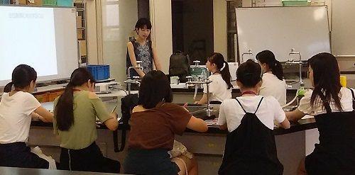ファンケル横田さん講演